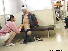 Aşırı hardcore azgın Japon kızlar