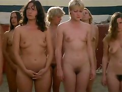 Gefangene महिलाओं (1980) - 15 दृश्य है सजा