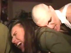 Donna Lucia's anal straff