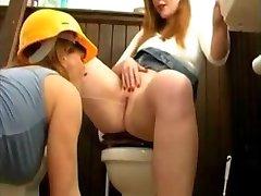 GIRLS LOVE TO PISS