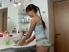 Rota på badet