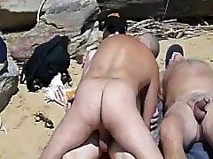 חוף 3some