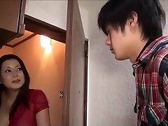 Roleplay Asian Mummy NOT her son English subtitles