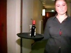 Lush Dutch Motel Maid