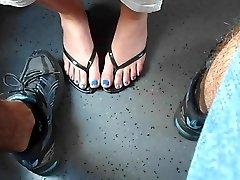 Синие Ногти, Железнодорожный Секрет Footsi