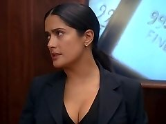 Salma Hayek. Ugly Betty premešamo