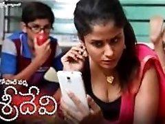 Telugu Paar Plannen voor sex via de Telefoon op valentijnsdag