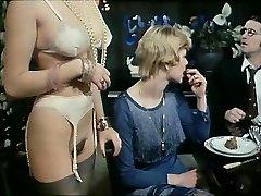 PartiesFines (1978), avec Brigitte Lahaie et Maud Carole