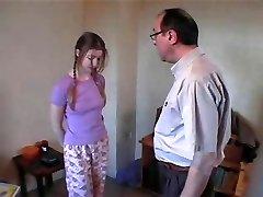 बाप & दोस्त शिकस्त सुंदर बेटी xLx