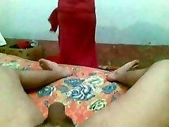 egyptische prostituee gefilmd thuis