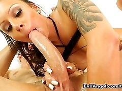 Tori Avano,Criss Strokes in Mega-bitch's Ink #02, Vignette #04