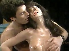 Busty Grappling Babes (1986)