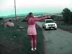 avto vožnjo za vožnjo petelin