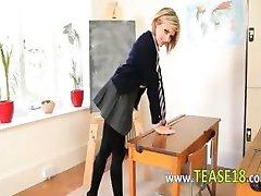 प्यारा शिक्षक चिढ़ा शरीर सिर्फ आप के लिए
