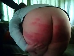 Painful Strapping for Whinging
