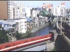 Molester Commuter Bus (1985) Mako Takigawa