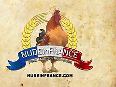 Fransk støping orgie - Telsev