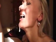 Best Facial & Swallow COMPILATION
