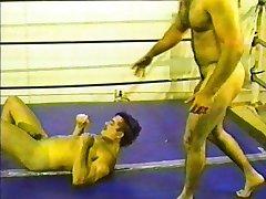 Sexual wrestling