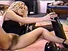 Riesen Dildo Insertion