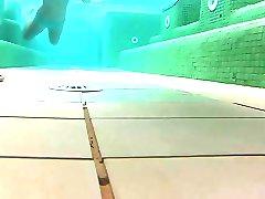 miło grać z przyjaciółmi podwodnych