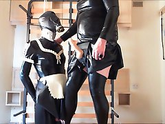 Latexmaid Sensorary Entzug