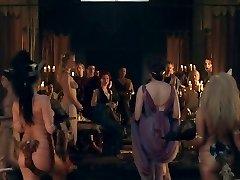 Spartacus:Orgyシーン01