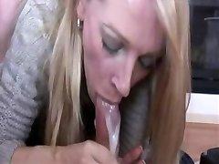 Sperma w ustach