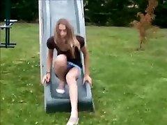 Teenager Upskirt