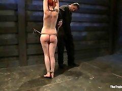 Sloane Soleil Day 2Extreme Torture and Unpreventable Bondage - TheTrainingofO