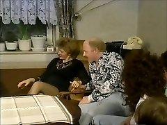 Gruppensex mit Manneruberschuss - Partie 1