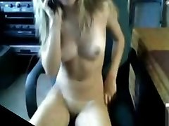 Masturbating chick gets caught by her mommy