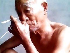 Çinli yaşlı adam 5