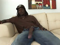 Kim bu Büyük Siyah Dick denemek ister ? (Sahte ?)
