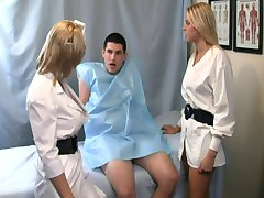 دکتر: بیمار می't نعوظ