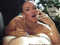 Keira Pharell smoking blowjob keira smoking blowjob
