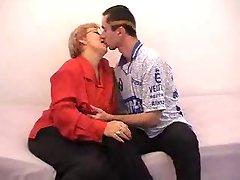 Русская Бабушка И Мальчик 141