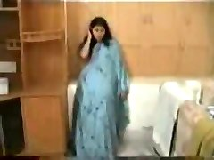 新婚カップルインドに新婚旅行
