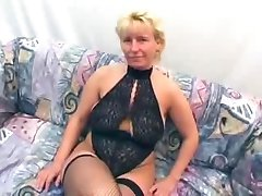 German Mom is a Fistlover