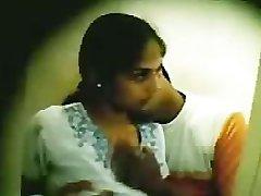 インドの女の子scandel1