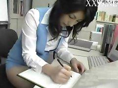 Unutarnja unutar ureda dama