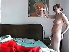Exploring her holes - private video