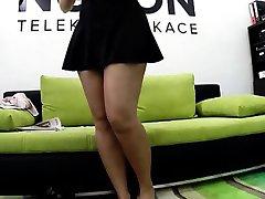 Busty studentka analne lizanie