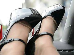 उच्च ऊँची एड़ी के जूते में 3