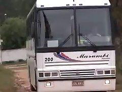 Store Anal Orgie i Buss - Orgia ingen onibus