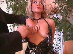 usta & hanımı bir fahişe köle punisch