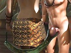 Anime Spolno Gladiator