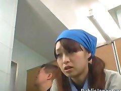Asya tuvalet görevlisi yanlış part6 girer