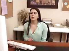 Valentina Nappi Knulling i Office