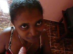 czarny nastolatek pokojówki sucl mnie w hotelu Madagaskar 2